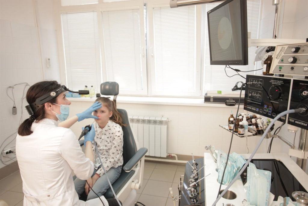 Этмоидит. Причины заболевания, методы лечения и профилактика